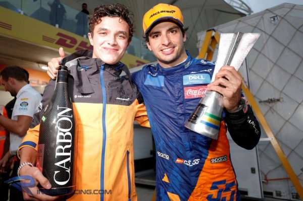 McLaren: Sainz & Norris performed 'like future world champions' in 2019