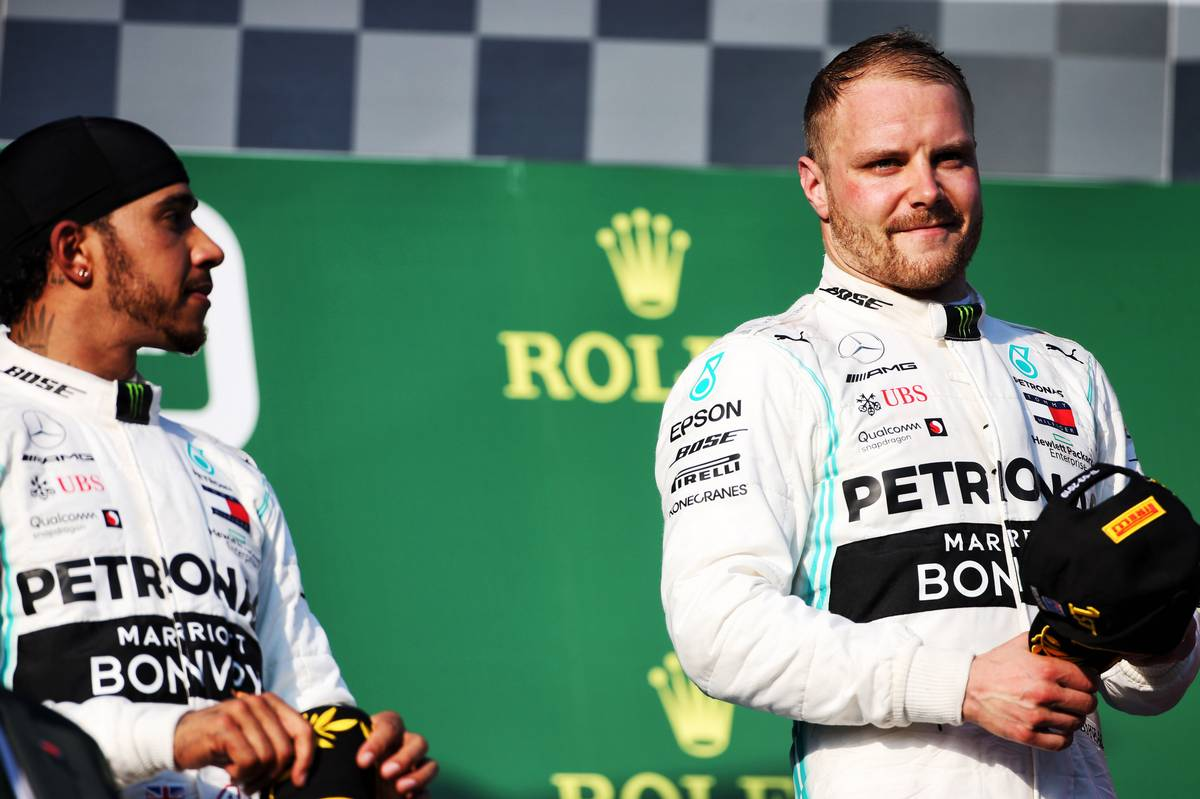 Bottas staying on for 4th straight year with Mercedes in F1