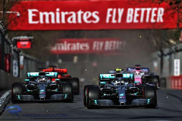 Hamilton was rattled by 'Bottas 2.0' at the start of 2019