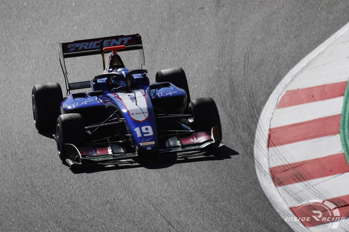 Formula 3 cover image