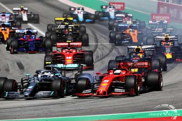 Formula One - cover