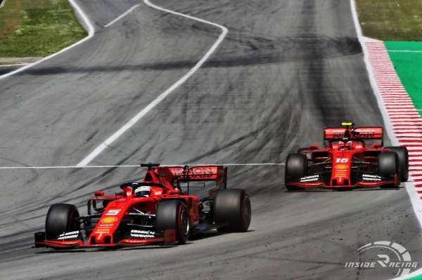 Leclerc threat won't push Vettel to retire, Coulthard claims