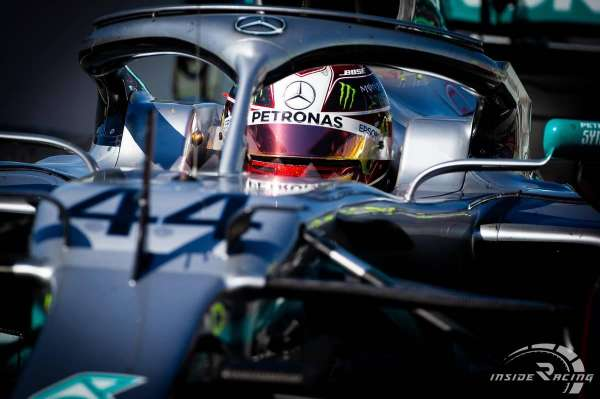 Hamilton bemoans lack of physicality with current F1 cars