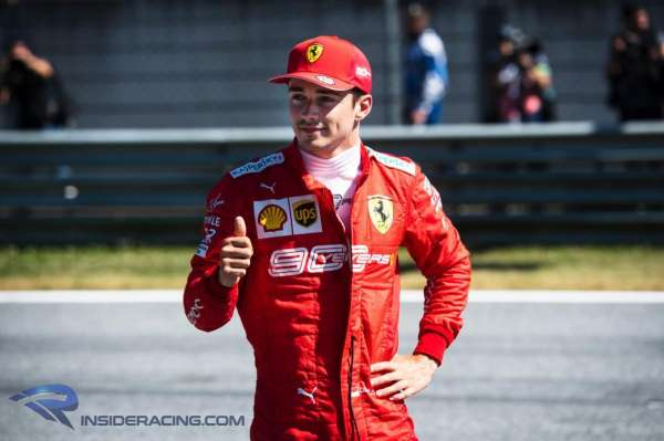 Ferrari: Promoting Leclerc for 2019 was never a risk
