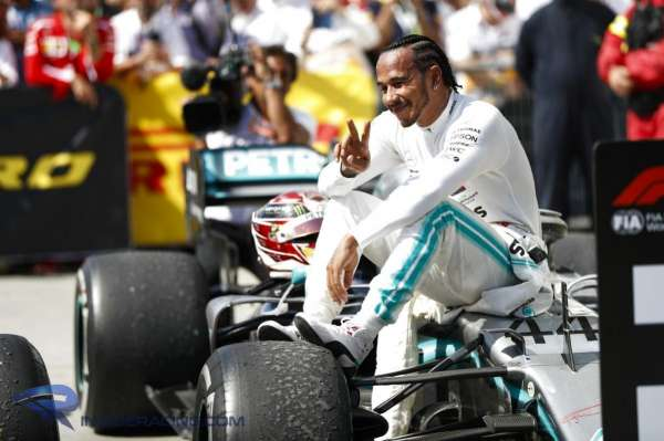 Hamilton wants a more diverse, more accessible F1 in an era of 'wealthy kids'
