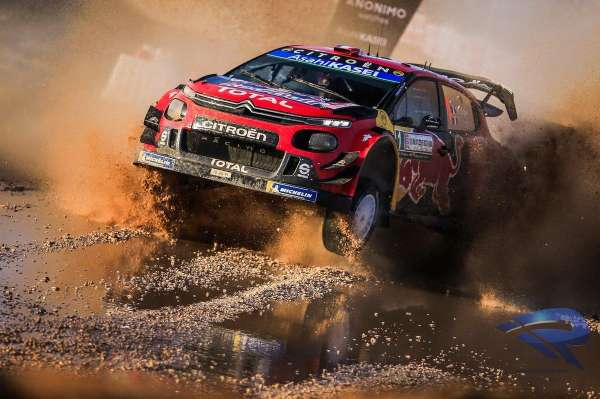 Rally Italia Sardegna 2019: SS1 highlights