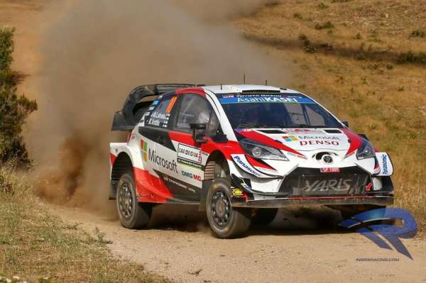Rally Italia Sardegna 2019: Stage 6 highlights