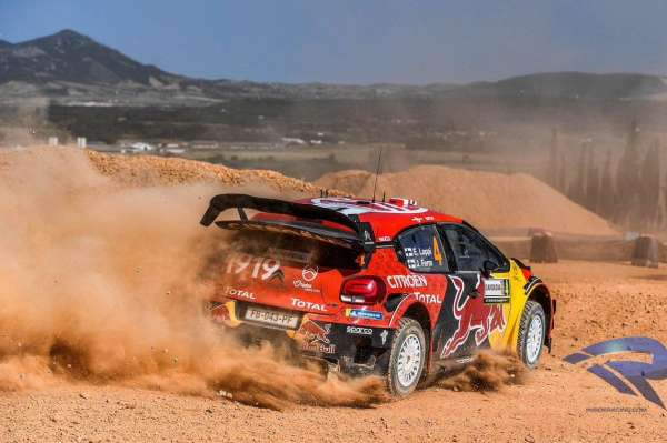 Rally Italia Sardegna 2019: Stages 1-5 highlights