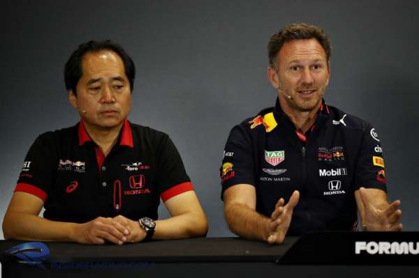 Red Bull-Honda has 'exceeded expectations' but future is uncertain