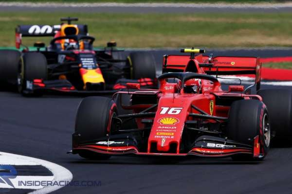Leclerc wants F1 title fight with Verstappen as pair 'steal the show' in 2019