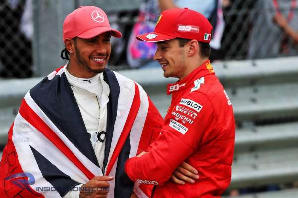 Leclerc eyes Hamilton qualities to eliminate his biggest self-criticism