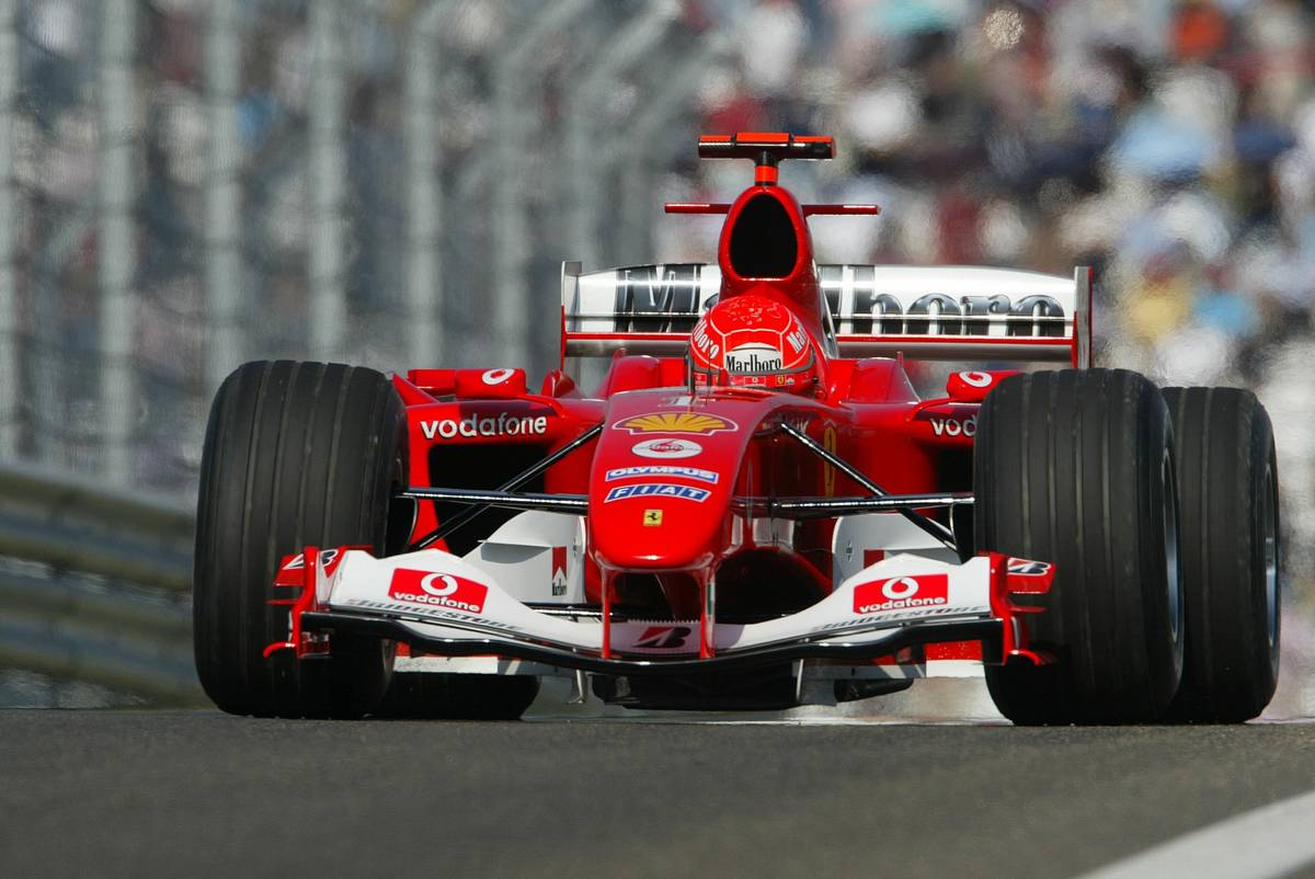 Schumacher: Father's Ferrari seat was flawless fit