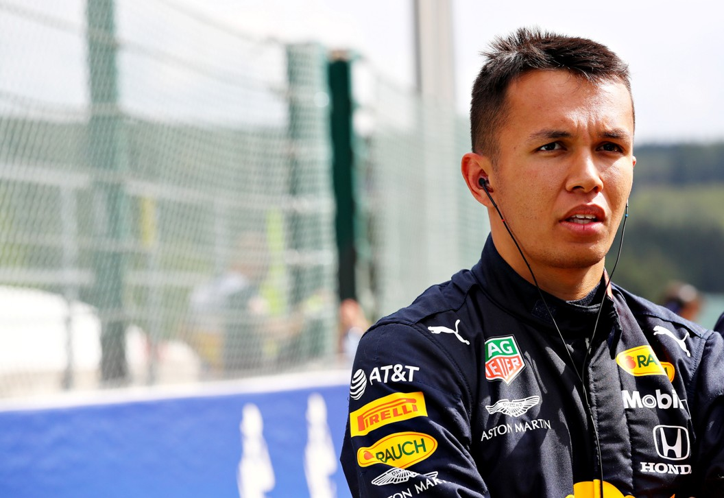 Red Bull chief Christian Horner thrilled by Alexander Albon's impressive start