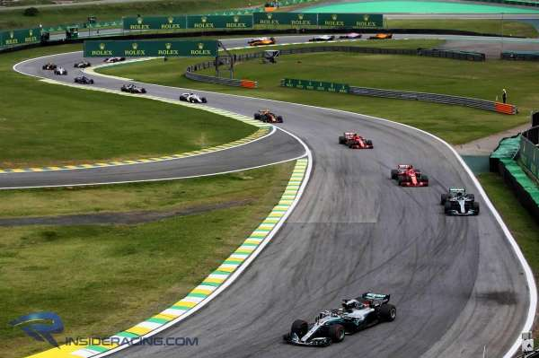 Sao Paulo governor again vows to keep Brazil GP at Interlagos