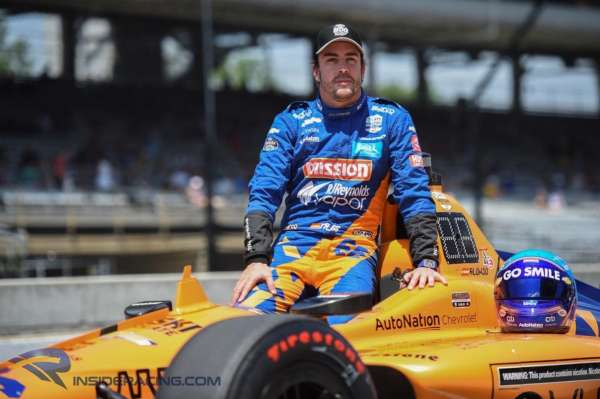 McLaren yet to discuss Alonso role in 2020 IndyCar return