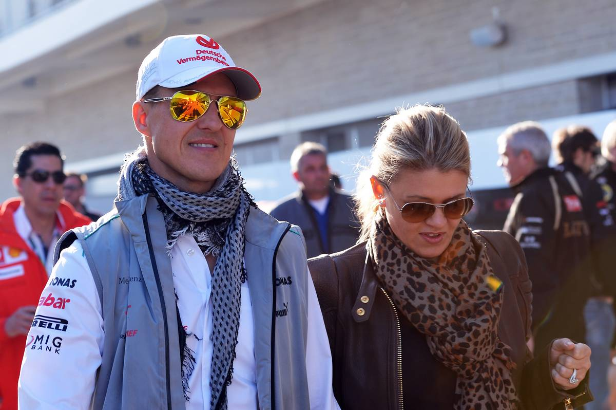 Schumacher in hospital for secret stem cell treatment