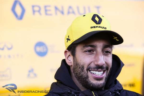 Ricciardo would 'love' Renault stay for 2021 but also reveals retirement plans