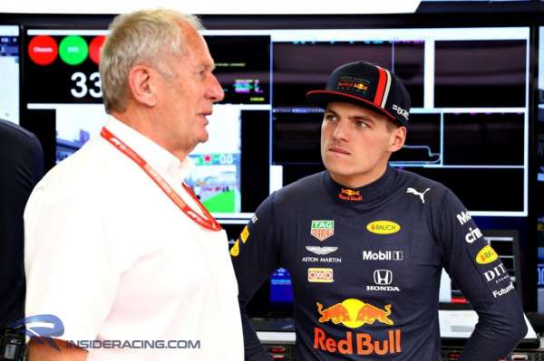 Red Bull 'didn't feel like playing poker' with Verstappen as Mercedes lurked