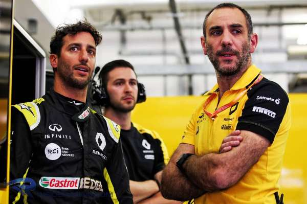 Renault: Ricciardo feedback will lead to stronger year despite 2021 focus