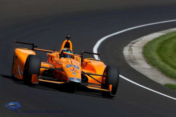 Andretti keen to sign Alonso for third Indy 500 bid in 2020