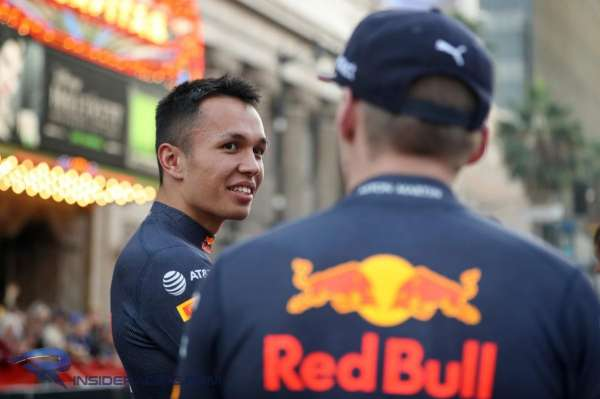 Albon on beating Verstappen: 'He's very quick but nothing's impossible!'
