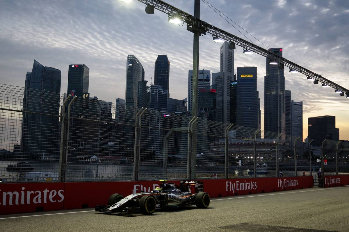 Singapore will host its 10th GP in September