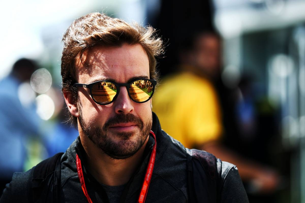 Alonso is yet to finish a race in 2017