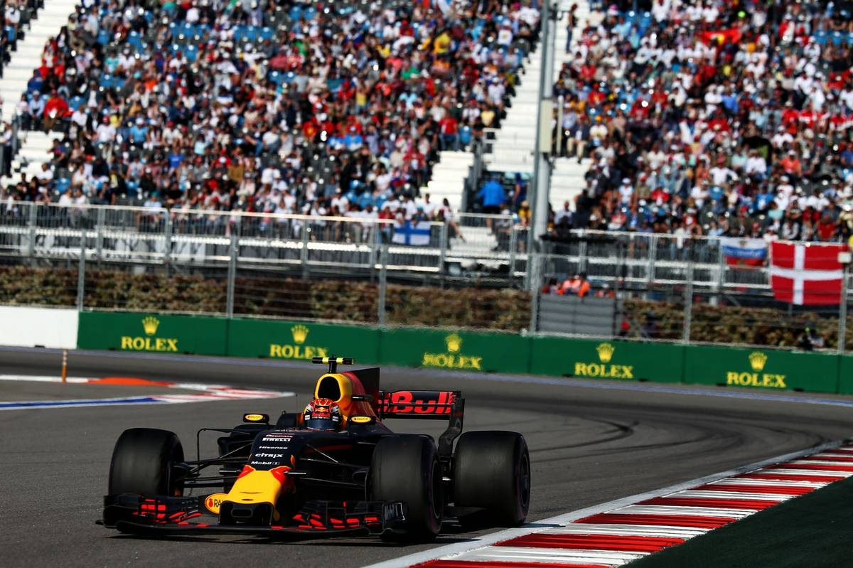 Verstappen finished a minute behind race winner Valtteri Bottas