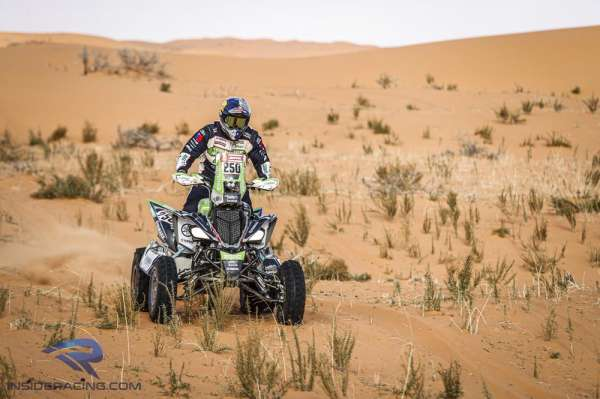 Dakar 2020: Highlights Quad