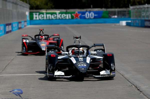 Santiago E-Prix 2020: Race highlights