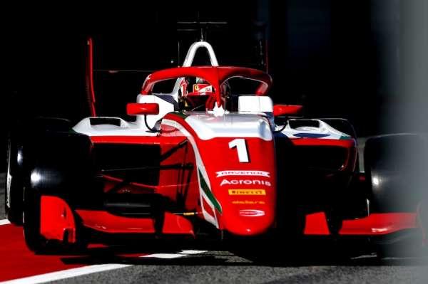 Formula 3 back on track in Jerez for final post-season test of 2020