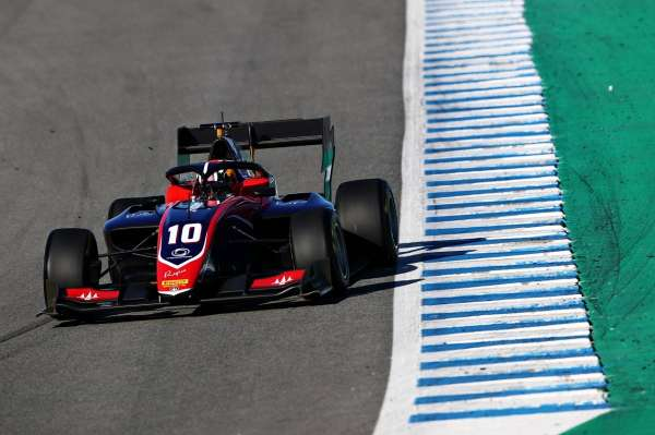 Doohan tops Trident 1-2 in final post-season tests at Jerez