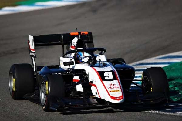 Stanek tops day 1 of post-season testing in Jerez, ahead of rookie Leclerc