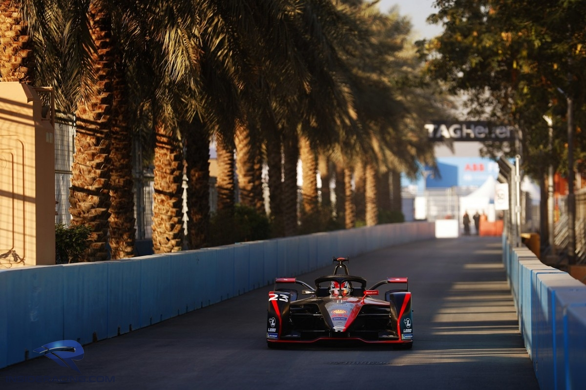 Formula E Diriyah Night Race
