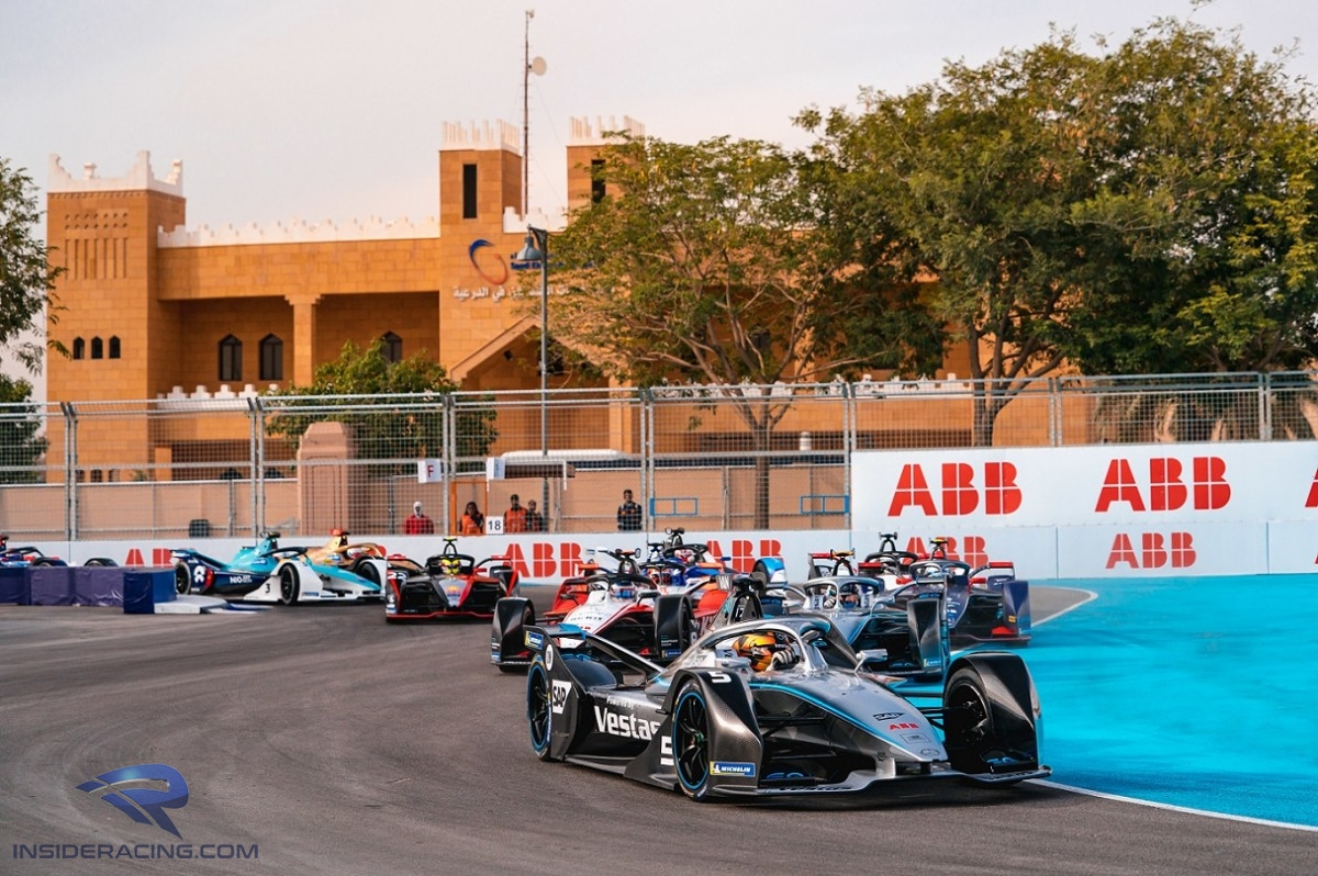 Formula E Diriyah Night Race February 2020