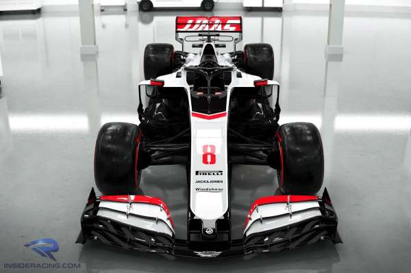 Haas release first images of a striking new 2020 livery