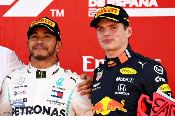 Verstappen: Hamilton 'not god' and Red Bull better than Mercedes under pressure