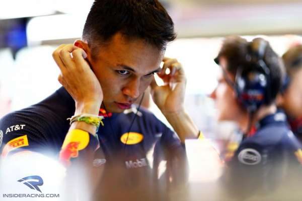 Albon wants to be in F1 title fight, optimistic about 2020 Red Bull
