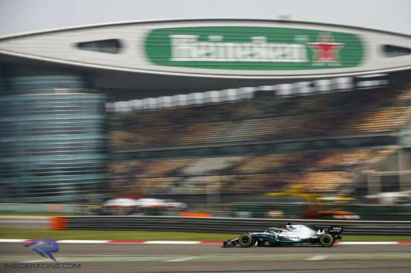 Mercedes still hopeful for Chinese GP green light despite Coronavirus