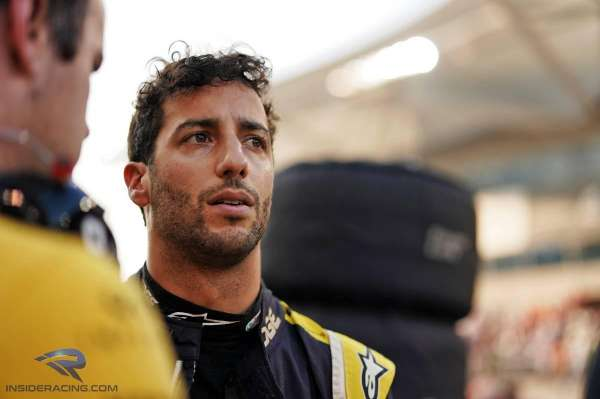 Ricciardo admits frustration at 'equipment dependent' F1