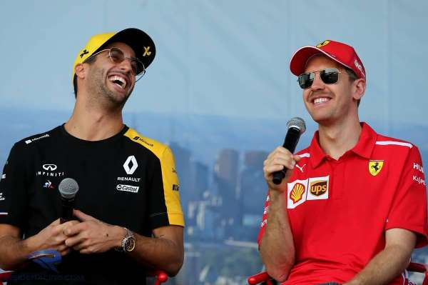 Vettel reportedly offered swap deals with Ferrari replacement for 2021
