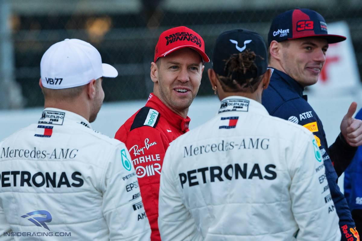 Daimler keen on Vettel at Mercedes, Wolff & Hamilton pushing back - report - Inside Racing