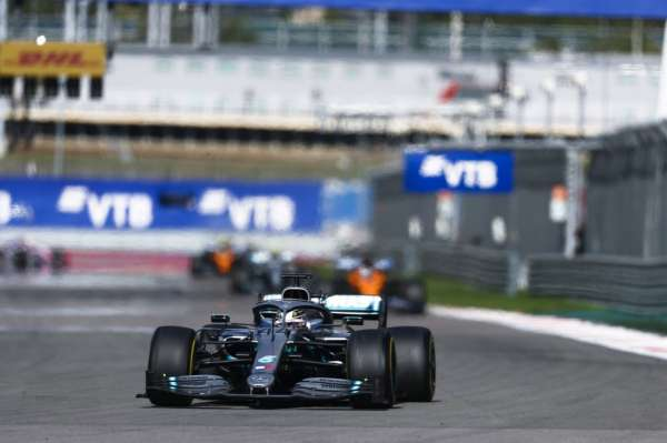 Netflix and Sochi's 'special' feature has Mercedes wary ahead of Russian GP