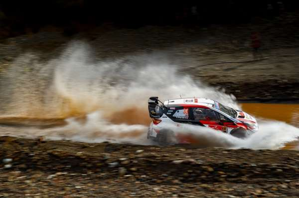 Evans regains WRClead with win on Rally Turkey