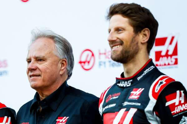 Haas told Grosjean to forget IndyCar and 'stay home' after Bahrain crash