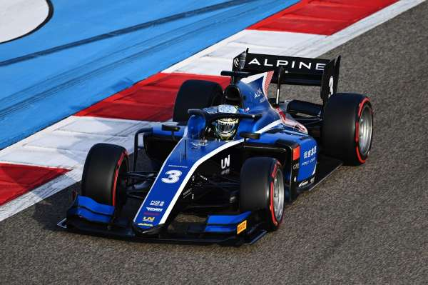 Zhou snatches pole from Lundgaard late on in dramatic fashion at Sakhir