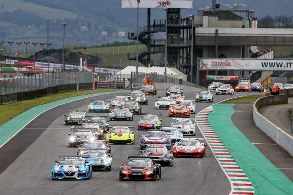 Herberth Motorsport leads enthralling 12H MUGELLO