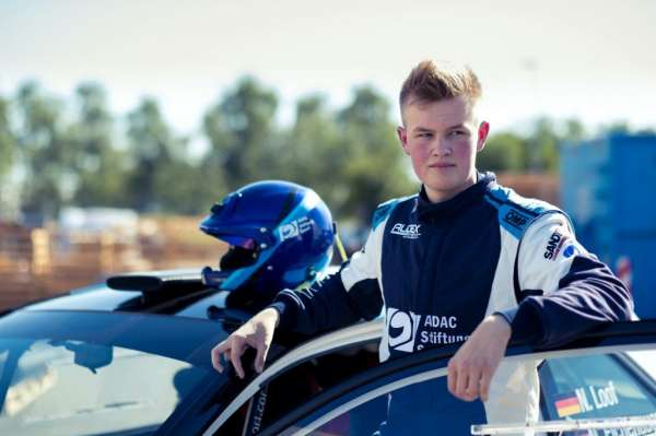 Loof ready to take next step in ERC3 Junior